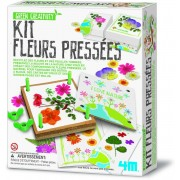 4m Green activity: bloemenpers franstalige versie