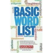 Basic Word List by Samuel C. Brownstein