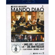 Mando Diao - Mtv Unplugged - Above &.. (0602527556918) (1 BLU-RAY)