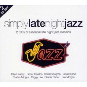 Artisti Diversi - Simply Late Night Jazz (0698458023421) (2 CD)