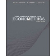 Using EViews for Principles of Econometrics by William E. Griffiths