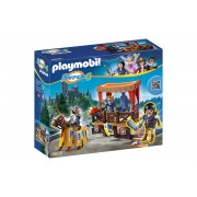 Playmobil Koningstribune met Alex