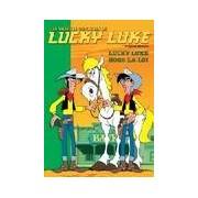 Les nouvelles aventures de Lucky Luke Tome V : Lucky Luke hors-la-loi - Morris - Livre