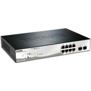 Switch D-Link DGS-1210-10P
