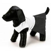 Vestido Negro Perro