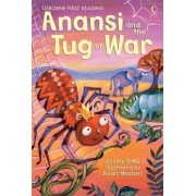 Anansi and the Tug of War by Lesley Sims
