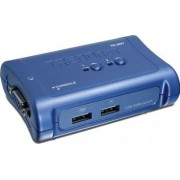 Switch KVM TRENDnet TK-207K 2 porturi USB