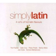 Artisti Diversi - Simply Latin -60tr- (0698458241528) (4 CD)