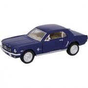 Kinsmart Die-Cast Metal 1964 1/2 Ford Mustang (Blue)