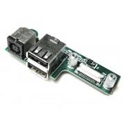 Reparatie mufa USB laptop Packard Bell