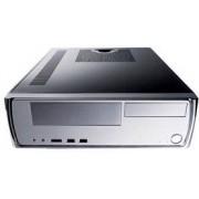 Antec Minuet 350 Desktop-Gehäuse Black/Silver - 350 Watt Netzteil ATX2.0