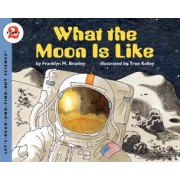 What the Moon is Like: Stage 2 by Franklyn M. Branley