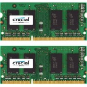 Crucial 16 GB SO-DIMM DDR3 - 1600MHz - (CT2KIT102464BF160B) Crucial Kit CL11