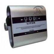 Przepływomierz do oleju napedowego - licznik mechaniczny TECH FLOW