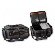 SAVAGE GEAR SYSTEM BOX BAG XL 3 CUTIE+PATURA IMPERMEABILA