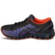 asics Gel-Quantum 360 CM Shoes Men black/onyx/hot orange EU 49 (US 14) Neutral Laufschuhe