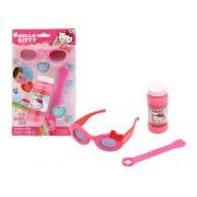 Hello Kitty 3D Bubble Set - Bubbles & 3D Hello Kitty Glasses
