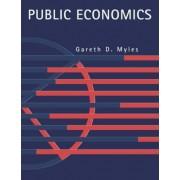 Public Economics by Gareth D. Myles