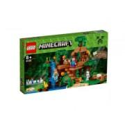 LEGO® Minecraft? 21125 - Das Dschungel-Baumhaus