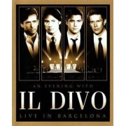 Il Divo - An Evening With Il Divo: Live In Barcelona (0886976178796) (1 BLU-RAY)
