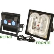 [ 4472GVA ] - Sicutool - Lampada portatile a risparmio energetico