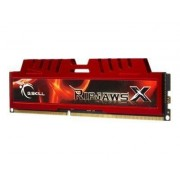 G.Skill Ripjaws-X F3-17000CL11Q-16GBXL - DDR3 - 16 Go : 4 x 4 Go - DIMM 240 broches - 2133 MHz / PC3-17000 - CL11 - 1.6 V - mémoire sans tampon - non ECC