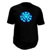 IRONMAN - Svítící tričko