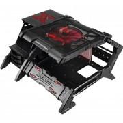 Gabinete Gamer AEROCOOL EN56830 STRIKE-X AIR USB 3.5 Red.