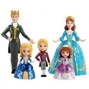 Disney Sofia The First Royal Family Small Doll Set