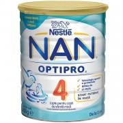 Lapte praf Nestle Nan4 400g