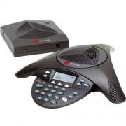 Polycom SoundStation2W Teléfono (DECT, Negro)