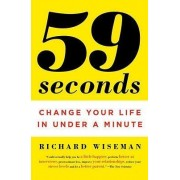 59 Seconds by Dr Richard Wiseman