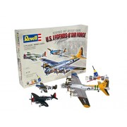 Revell 05794 - U.S. Legends 8th Air Force Kit di Modello in Plastica, Scala 1:72