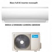 Midea MSMABU-12HRDN1-QRD0GW Blanc Full DC Inverter monosplit 3.5KW
