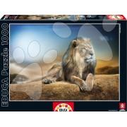 Educa Puzzle Genuine His Majesty 1000 de piese 16292 colorat