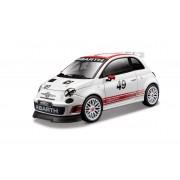 Fiat Abarth 500 Assetto Course - Minimodel auto 1:24 Racing