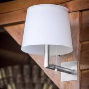 Solarleuchten, Solar-Wandlampe