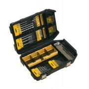 Coffret Mac Case pour perçage béton - métal et bois - 100 pièces - Dewalt DT9292