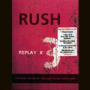 Rush - Replay x3 [2DVD+CD] (0602498560853) (4 DVD)