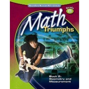 Math Triumphs, Grade 8, Student Study Guide, Book 2: Geometry and Measurement by McGraw-Hill Education