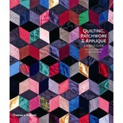 Quilting, Patchwork and Applique by Caroline Crabtree