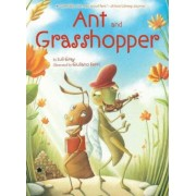 Ant and Grasshopper by Gray