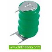 Pack Batería recargable 4,8V/80mAh NI-MH