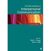 The SAGE Handbook of Interpersonal Communication by Mark L. Knapp