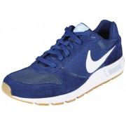Nike Nightgazer But do biegania Mężczyźni niebieski Buty Barefoot i buty minimalistyczne