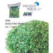 ZÖLDÜVEG FILTER - Dryden Aqua AFM DGS kevert zöldüveg szűrőtöltet homokszűrőhöz 0,5-1mm szemcseméret 25kg USH-D0510