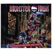 Monster High - Buh York, Buh York, Audio-CD