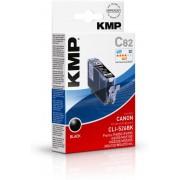 KMP Canon CLI526BK comp. black C82