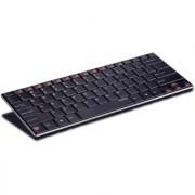 Rapoo Bluetooth E6100 Ultra Slim Keyboard (Black) - Deal Price
