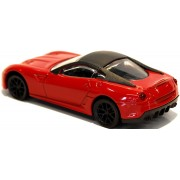 Ferrari GTO 599 - rosu - Light & Sound - 1:43